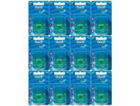 Oral-B Statin Tape Dental Floss 25m (12 Units) by Oral-B Satin Tape Mint