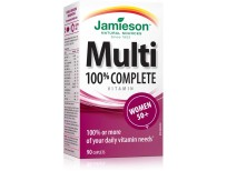 Jamieson Multi Complete Vitamin for Women 50+ 90 Caplets …