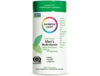 Rainbow Light Certified Organics Men's Multivitamin, 120 Capsules (Package May Vary)