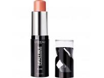 L'Oreal Paris Makeup Infallible Longwear Blush Shaping Stick, Up to 24hr Wear, Buildable Cream Blush Stick, 46 Cheeky Dimension, 0.3 oz.