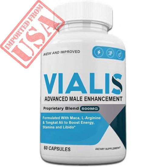 Vialis for Men