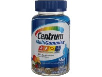 Centrum MultiGummies Gummy Multivitamin for Men, Multivitamin/Multimineral Supplement with Selenium, Antioxidants and Vitamin D3, Assorted Fruit Flavor - 70 Count Pack of 3 = 210 Count