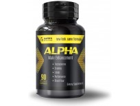 Alpha Ultimate Male Support for Endurance, 2 inch in 60 Days Enlargement Pills for Men, Energy, Confidence & Stamina Pills for Men 90 Natural Capsules