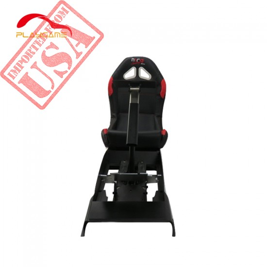 Easy assembly hot selling G27 G29 G920 Wheel set play station video game F1 driving cockpit f1 racing simulator