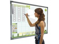 All In One Touch Screen Education Equipment Smart Interactive White Board