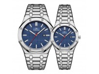 Hot Selling IIK Collection Couple Quartz Luxury Watch OEM Logo Men Lady Lover Wristwatch Custom Watch
