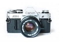 Original Canon AE-1 35mm Film Camera w/ 50mm 1:1.8 Lens sale in Pakistan