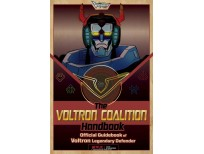 The Voltron Coalition Handbook: Official Guidebook of Voltron Legendary Defender sale online in Pakistan