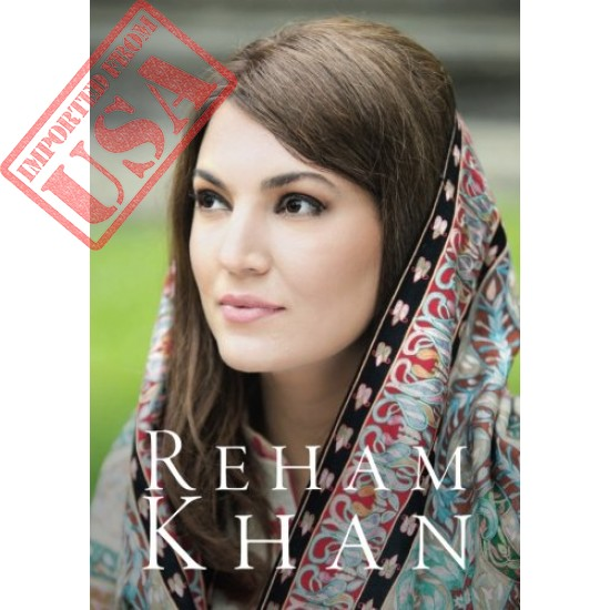 Buy Reham Khan book online in Pakistan