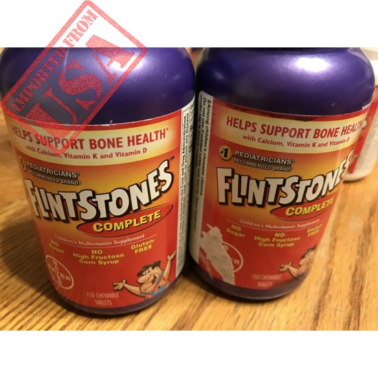 Flintstones Children's Complete Multivitamin, Chewable Tablets Buy in Pakistan