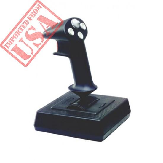 200-503 CH Products Flightstick Pro USB 4-Button Joystick 8-Way Hatswitch