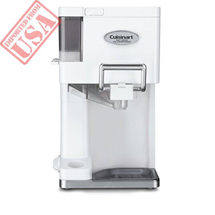 Cuisinart ICE-45 Mix It In Soft Serve 1-1/2-Quart Ice ...