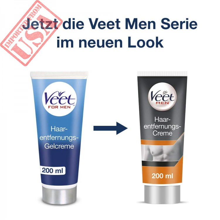 Buy Veet For Men Hair Removal Gel Online In Pakistan