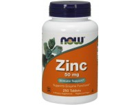 100% original Imported NOW Supplements, Zinc 50 mg buy online in Pakistan