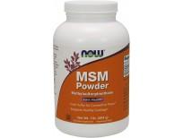 NOW Supplements, MSM (Methylsulfonylmethane) Powder, Supports Healthy Cartilage*, Joint Health*, 1-Pound