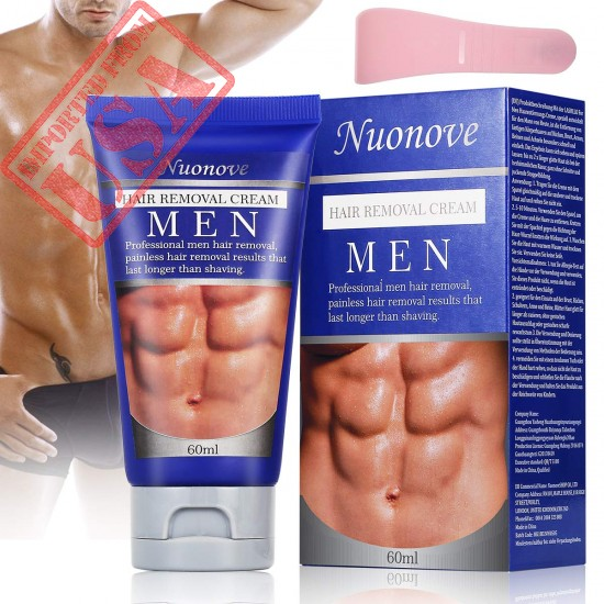 Permanent Thick Hair Removal Nuonove Cream USA Made buy online in Pakistan