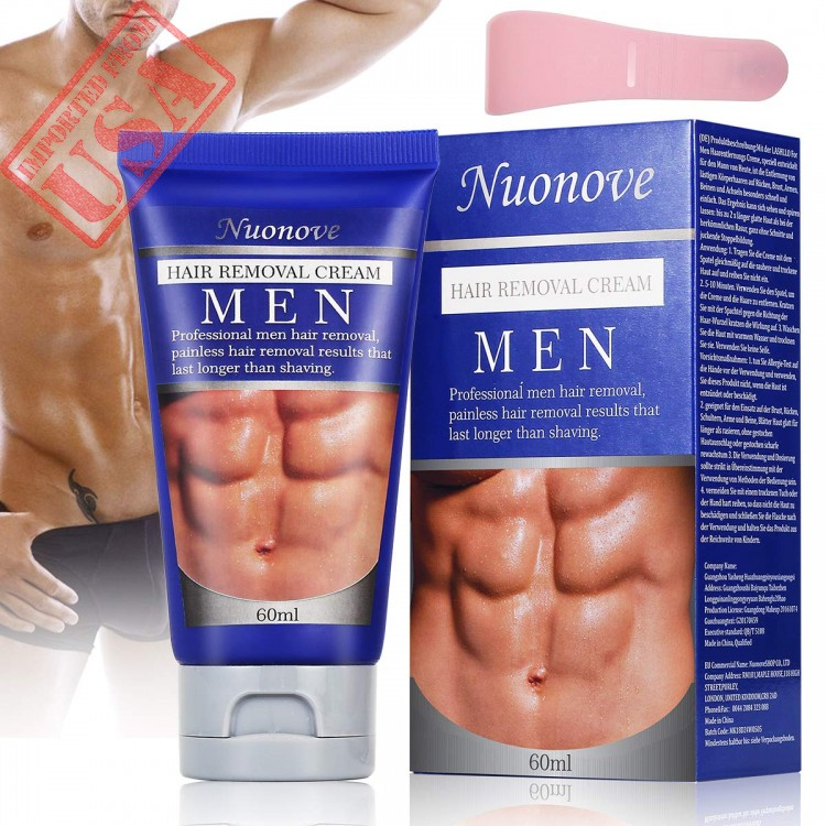 Permanent Thick Hair Removal Nuonove Cream Usa Made Buy Online In