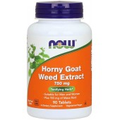 Shop Horny Goat Weed Extract of Maca Root by NOW Supplements in Pakistan