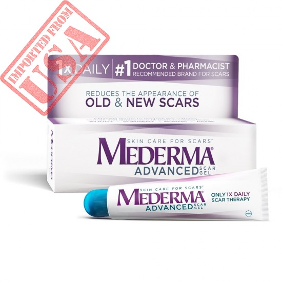 Mederma Advanced Scar Gel - Reduces the Appearance of Old & New Scars Sale in Pakistan