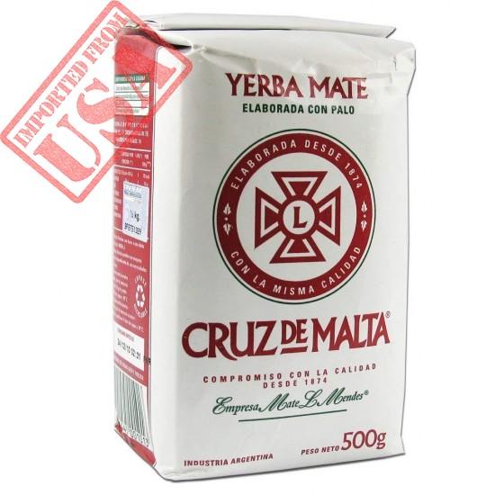 Cruz De Malta 1/2 Kilo Yerba Mate Sale in Pakistan