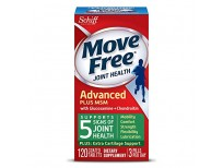 Shop Move Free Advanced Plus MSM - Joint Health Supplement with Glucosamine and Chondroitin Imported from USA