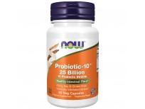 Now Foods probiotic-10 25 millones, bee-tee-ning01-mtt382, 50, 1, 1