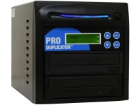 Produplicator 1 to 1 24X Burner CD DVD Duplicator - Standalone Copier Duplication Tower