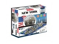 Shop 4d New York City Skyline Time Puzzle Imported From USA
