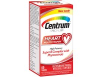 Centrum Specialist Heart Complete Multivitamin Supplement Available in Pakistan