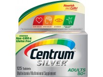 Original Centrum Silver Adult 50+ Multivitamin / Multimineral Supplement Sale in Pakistan
