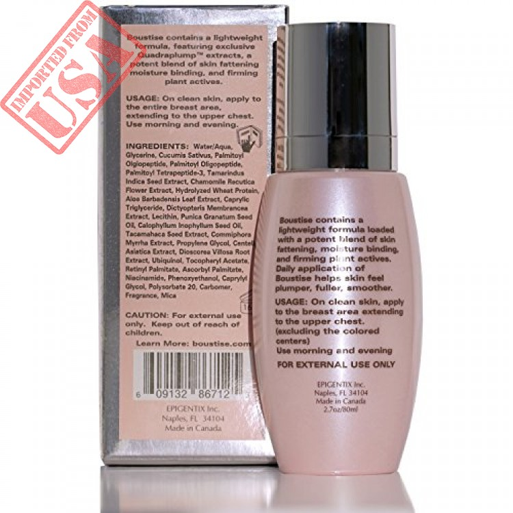 High Quality Boustise Breast Enlargement Cream 4 Concentrated Fat