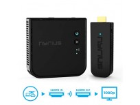 Original Nyrius Aries Pro Wireless HDMI Transmitter and Receiver to Stream Video from Multiple devices sale in Pakistan