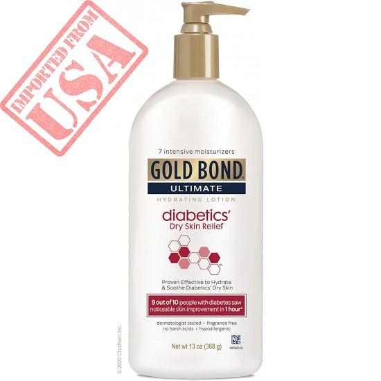 Original Gold Bond Diabetic Skin Relief Lotion Sale in Pakistan