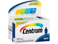 Buy American Centrum Men Multivitamin D3 Multiminerals Supplement Tablet in Pakistan