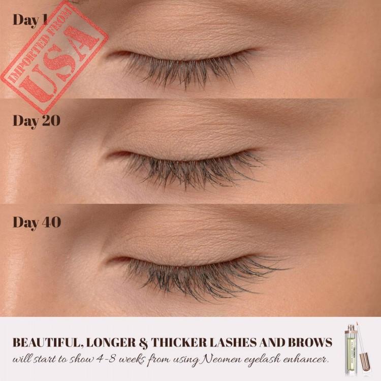 Vassoul Natural Eyelash Growth Serum For Lash And Brow Irritation