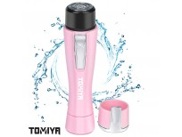Buy Tomiya Portable Miniature female facial hair remover Online in Pakistan