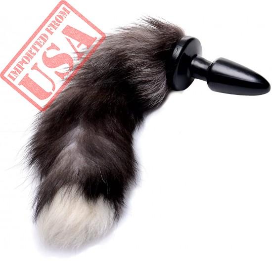 Frisky Fox Tail Anal Plug