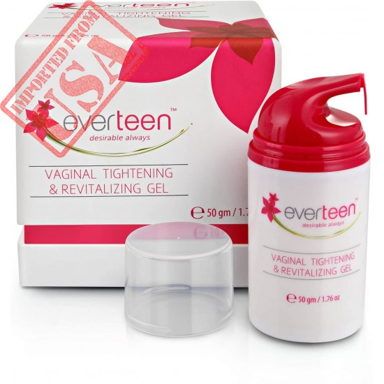 Everteen Vaginal Tightening & Revitalizing Gel 50gm