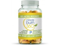 Buy Miracleburn Weight Loss Pills Online in Pakistan