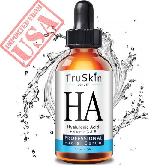 Hyaluronic Acid Serum for Skin & Face with Vitamin C, E, Organic Jojoba Oil Best for Fine Lines & Wrinkles Online in Pakistan