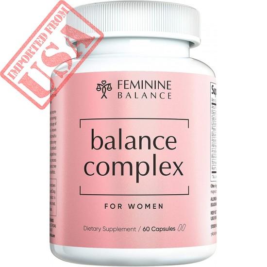 Balance Complex Vaginal Health Dietary Supplement