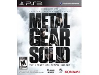 Metal Gear Solid Legacy Collection - Playstation 3 sale in Pakistan