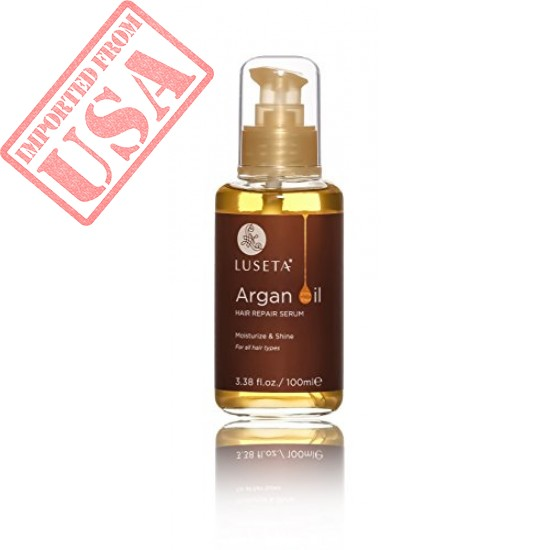 Buy Luseta Argan Oil Hair Repair Serum Online in Pakistan