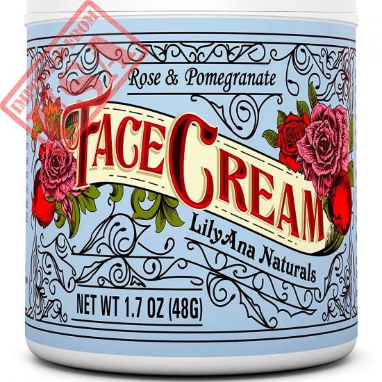 Natural Anti Aging Face Cream Moisturizer Sale in Pakistan