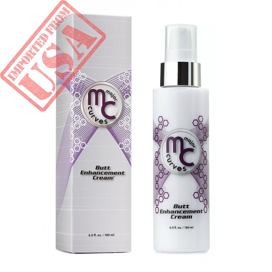 Top Selling Major Curves Butt Enhancement and Enlargement Cream Sale in Pakistan