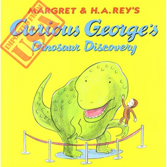 By Catherine Hapka Curious George Dinosaur Discovery [Hardcover]