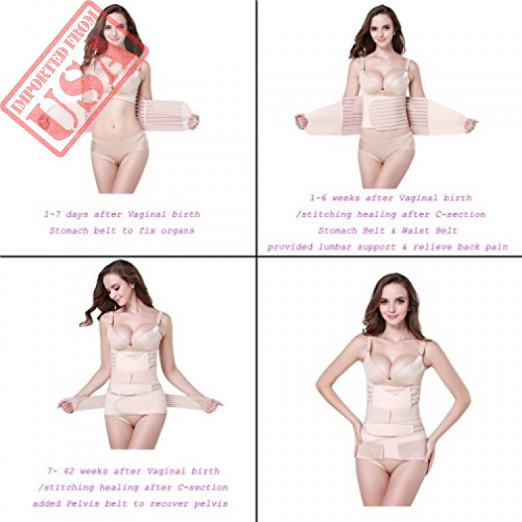 716bfd30ad buy high quality tirain 3 in 1 postpartum support recovery belly waist belt  sale in pakistan