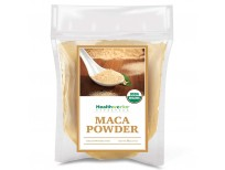 Healthworks Maca Powder Raw (8 Ounces) | Certified Organic | Flour Use | Keto, Vegan & Non-GMO | Premium Peruvian Origin | Breakfast, Smoothies, Baking & Coffee