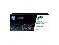 Original HP 508X (CF361X) Cyan High Yield Original Laserjet Toner Cartridge sale in Pakistan