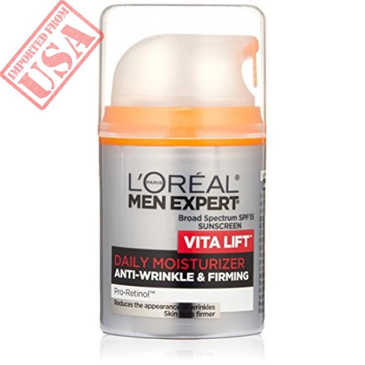 d315595bb2cc l'oréal paris skincare men expert vita lift anti-wrinkle shop online ...